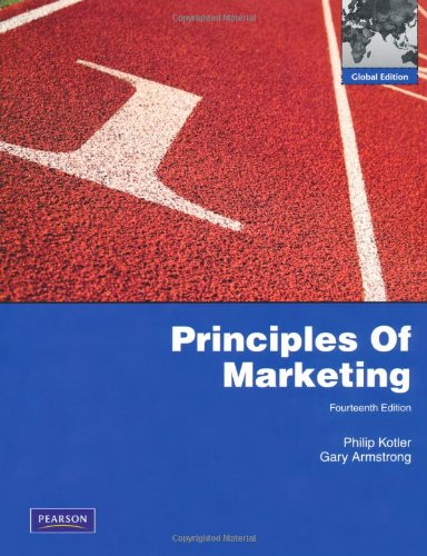 9780273752509: Principles of Marketing W