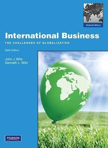 9780273752639: International Business W