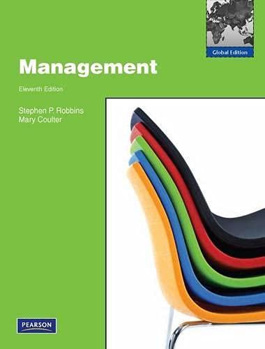 9780273752851: Management.