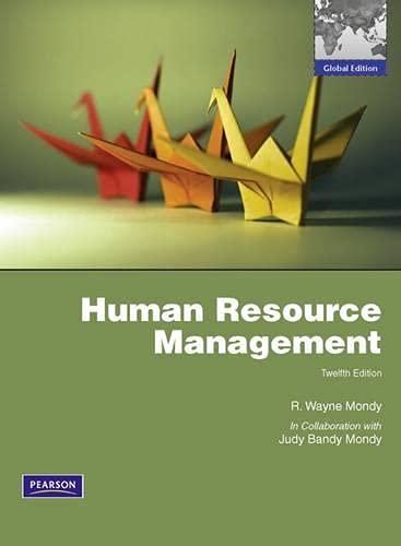 9780273753070: Human Resource Management W