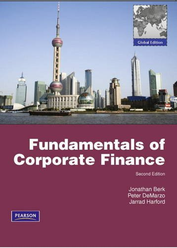 9780273753469: Fundamentals of Corporate Finance