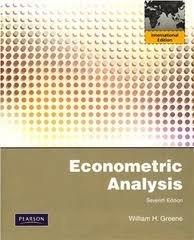9780273753568: Econometric Analysis