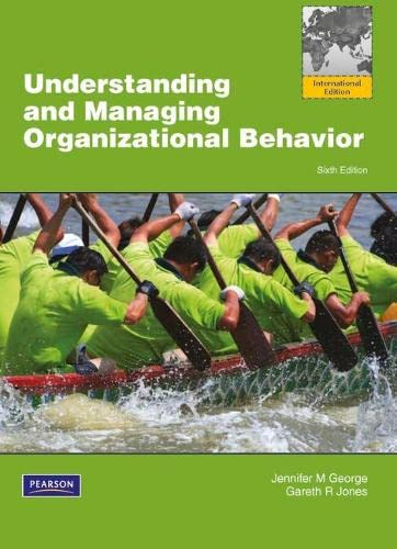 9780273753797: Understanding and Managing Organizational Behavior