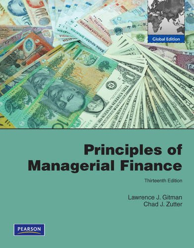 9780273754282: Principles of Managerial Finance