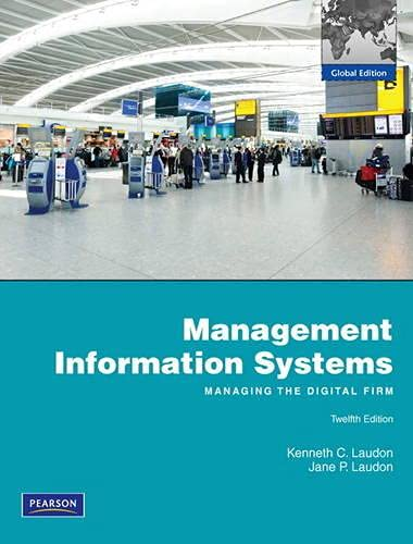 9780273754596: Management Information Systems: Managing the Digital Firm.