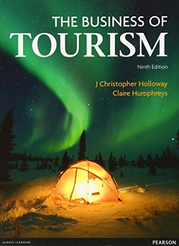 9780273755142: The Business of Tourism (9th Edition)