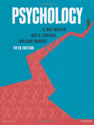 9780273755524: Psychology