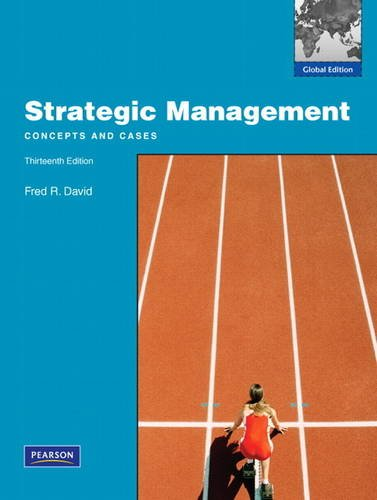 9780273755999: Strategic Management