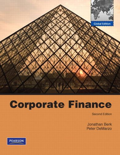 9780273756033: Corporate Finance: Global Edition