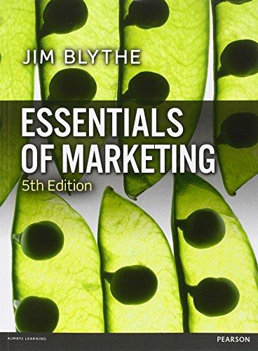 9780273757689: Essentials of Marketing