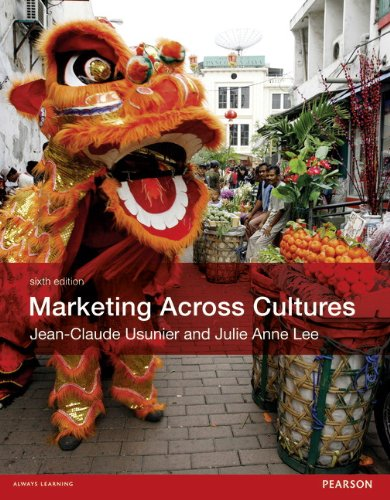 Isbn 9780273757733 marketing across cultures 6th edition direct.
