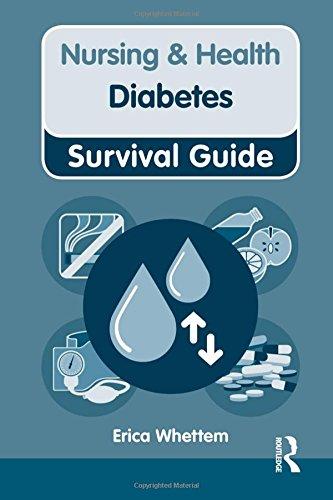 9780273758013: Diabetes (Nursing and Health Survival Guides)