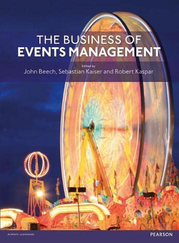 9780273758624: The Business of Events Management