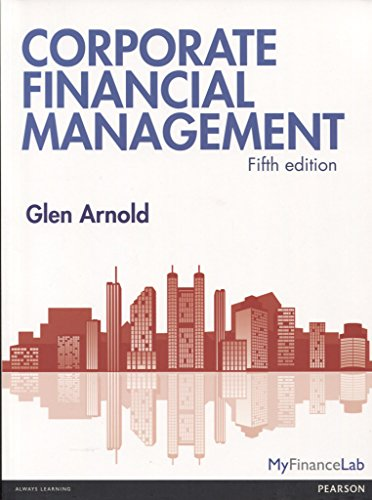 9780273758839: Corporate Financial Management