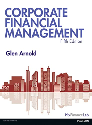 9780273759003: Corporate Financial Management