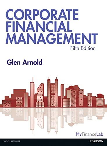 9780273759003: Corporate Financial Management: Includes Myfinancelab