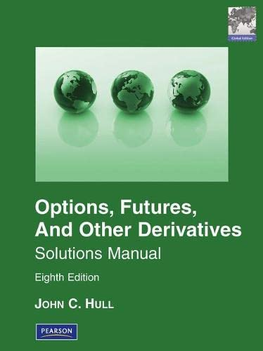 9780273759119: Solutions Manual for Options, Futures & Other Derivatives