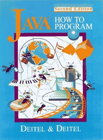 9780273759768: Java How to Program, 2nd Edition by Harvey M. Deitel (1997-08-26)