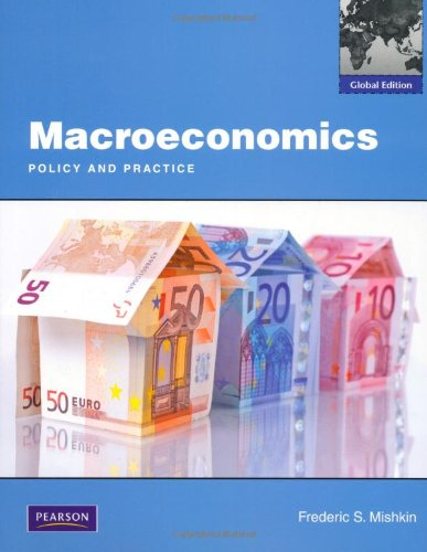 9780273760580: Macroeconomics: Policy and Practice with Myeconlab