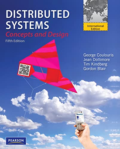 9780273760597: Distributed Systems