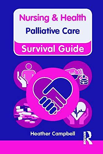 9780273760627: Nursing & Health Survival Guide: Palliative Care (Nursing and Health Survival Guides)