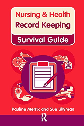 9780273760641: Record Keeping (Nursing and Health Survival Guides)