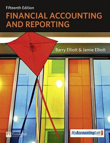 9780273760887: Financial Accounting and Reporting