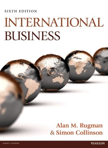 9780273760979: International Business, 6th ed.