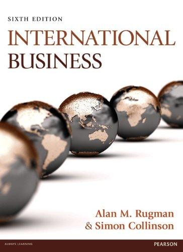 9780273760979: International Business, 6th ed.