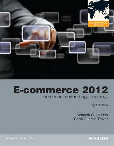 9780273761297: E-Commerce 2012 Global Edition