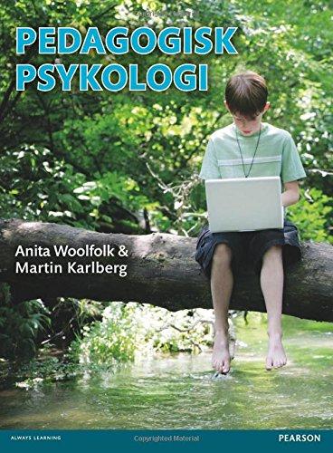 9780273761860: Pedagogisk Psykologi [SWE]