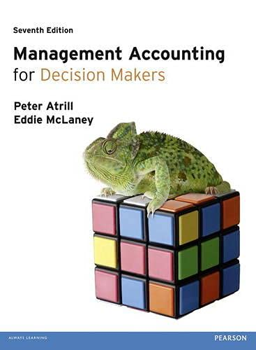 9780273762263: Management Accounting for Decision Makers with MyAccountingLab access card (7th Edition)