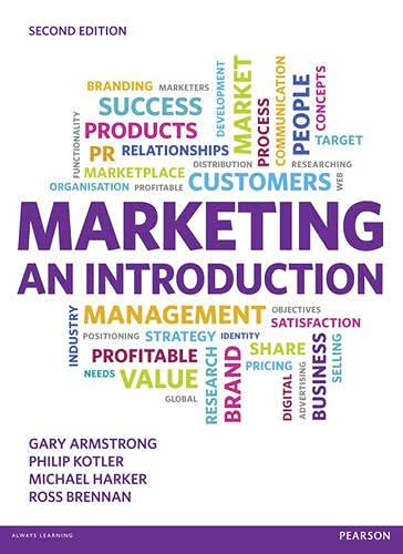 9780273762607: Marketing: An Introduction