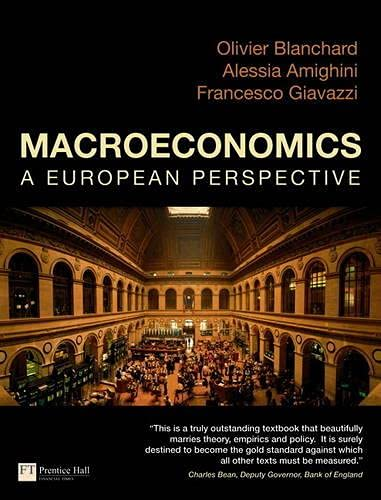 9780273763116: Macroeconomics: A European Perspective