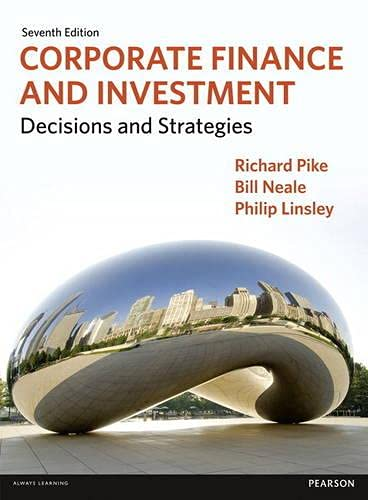 9780273763536: Corporate Finance and Investment, plus MyFinanceLab with Pearson eText (7th Edition)
