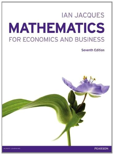 9780273763673: Mathematics for Economics and Business with MyMathLab Access Card