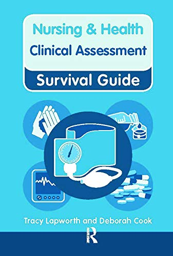 9780273763772: Clinical Assessment (Nursing and Health Survival Guides)