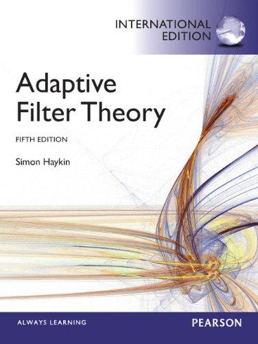 9780273764083: Adaptive Filter Theory : International Edition