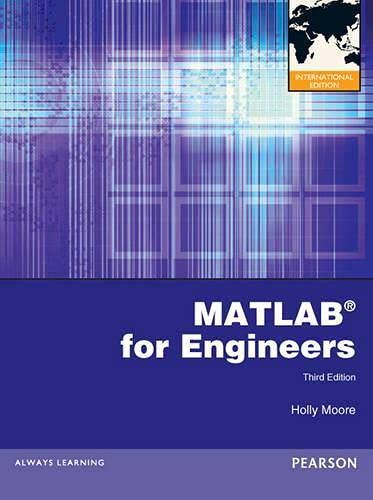 9780273764168: MATLAB for Engineers