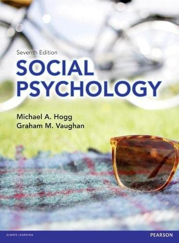 9780273764694: Social Psychology with MyPsychLab 7/e