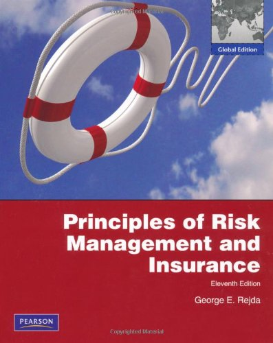 9780273765080: Principles of Risk Management and Insurance Global Edition