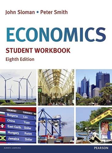 9780273765103: Economics Student Workbook