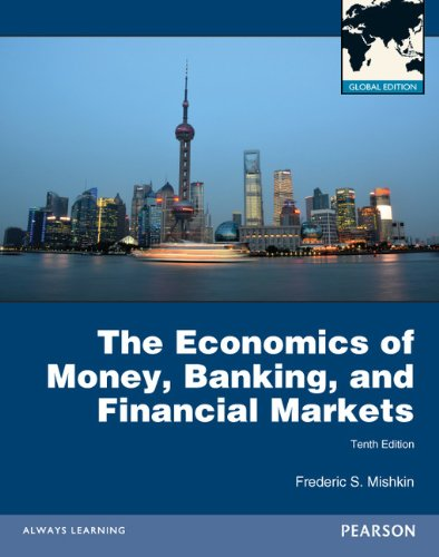 9780273765738: The Economics of Money, Banking and Financial Markets