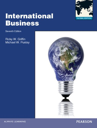 9780273765868: International Business