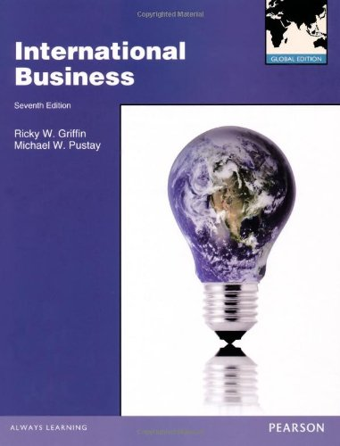 9780273765967: International Business, Plus MyManagementLab with Pearson Etext