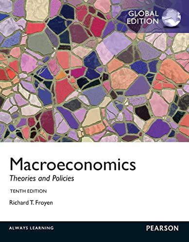 9780273765981: Froyen:Macroeconomics: Theories and Policies