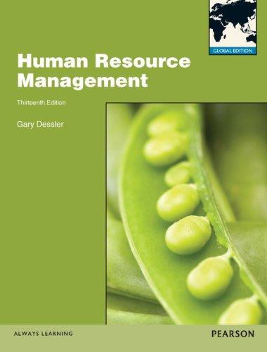9780273766025: Human Resource Management