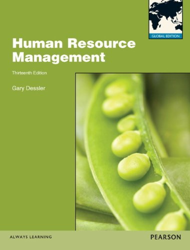 9780273766124: Human Resource Management, Plus MyManagementLab with Pearson Etext