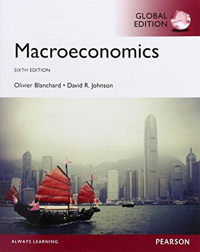 9780273766339: Blanchard:Macroeconomics, Global Edition