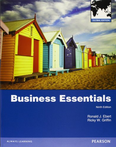 9780273766599: Business Essentials